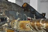 Wreck of an American F-4U Corsair, Victorious Fatherland Liberation War Museum