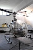 Hiller H-23 Raven helicopter, Victorious Fatherland Liberation War Museum
