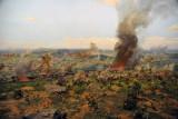 The Battle of Taejon cyclorama, Pyongyang