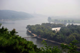 Konnyu Islet Pleasure Park in the Taedong River