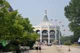 Carousel, Mangyongdae Fun Fair, Pyongyang