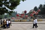 Octopus, Mangyongdae Fun Fair, Pyongyang