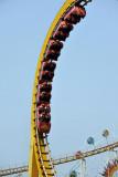 Rollercoaster, Mangyongdae Fun Fair