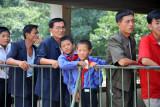 Young Pioneers at Mangyongdae Fun Fair, Pyongyang