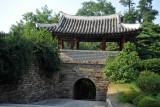 Chilsong Gate, Moran Hill Park, Pyongyang