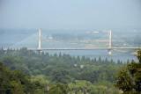 Chongnyu Bridge over the Taedong River, Pyongyang