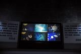 Three Revolutions Exhibition - planetarium
