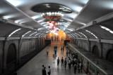 Pyongyang Metro - Puhung (Revitalization) Station