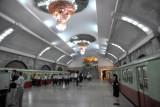 Puhung Station, Pyongyang Metro