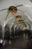 Yongwang Station, Pyongyang Metro