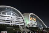 Rungrado May Day Stadium (completed 1989) Pyongyang, North Korea