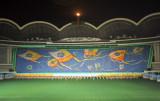 Arirang Mass Games scene 6 - children's gymnastic performance