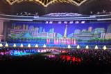 Arirang Mass Games scene 14 - Reunification