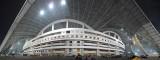 Panorama of the Rungrado May Day Stadium, Pyongyang - capacity 150,000