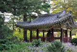 Bell pavilion (Chonggak) of Pohyonsa Temple