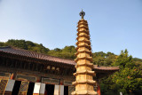 The 8.58m Sokka Pagoda was erected in the 14th Century