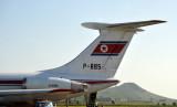 Air Koryo Ilyushin-62M (P-885) Pyongyang
