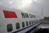 Air China B737 (B-2947) at Pyongyang (FNJ/ZKPY)