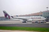 Qatar Airways Airbus A330 (A7-ACG) at PEK