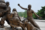 Defending the Fatherland - the Korean War Monument