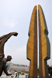 The Korean War Monument