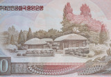 The Kim Il Sung birthplace is used on the DPRK 100 and 1000 won banknotes as well