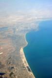North coast of the Absheron Peninsula, Azerbaijan