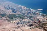 Dubai Marina, Sheikh Zayed Road