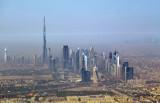 Dubai Skyline May 2009