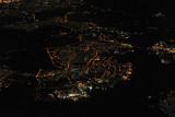 Northern Singapore at night