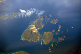 Islands near Bodø, Norway