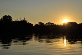 Sunset, Kafue