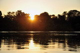 Sunset on the Kafue River
