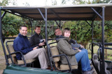 Morning game drive, Puku Pan Safari Lodge