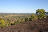View from the top of the rock at Puku Pan