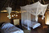 My hut - McBride's Camp, Kafue National Park