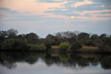 Moonrise, Kafue National Park