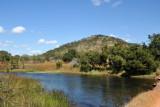 Mansha River from the bridge between Shiwa Ngandu and Kapishya