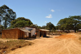 Village of Kapisha, Northeastern Zambia