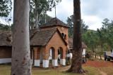 Gatehouse, Shiwa Ngandu Estate, Zambia