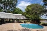 Swimming pool at Wildlife Camp