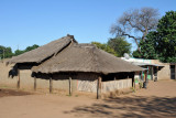 Kakumbi Village at the gate of South Luangwa National Park