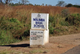 Malimba Basic School, P.O. Box 26, Mfuwe Mambwe - Education is Cheaper than Ignorance