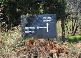 Junction of Mfuwe Airport Road and the Road to Mambwe & Chipata, Zambia