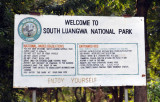 Regulations and Entrance Fees, South Luangwa National Park