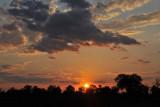 Sunset, South Luangwa National Park