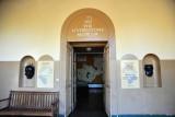 The Livingstone Museum main entrance