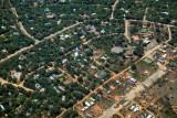 Town of Victoria Falls, Zimbabwe