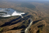 Victoria Falls and the canyons of the Zambezi River