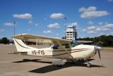 Cessna 182 - V5-FIS at Livingstone